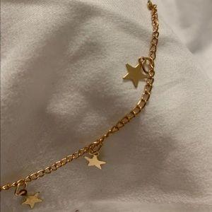 Gold Star Choker